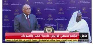 فيديو.. شكري: مصر لن تدخر جهدًا في استمرار التواصل مع السودان