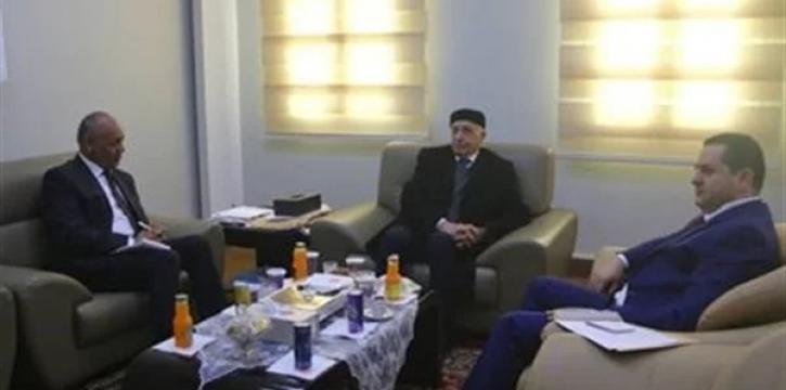 بكري يزور ليبيا بدعوة من وزير الخارجية.. ورؤساء النواب والوزراء في استقباله