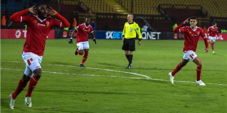 الأهلي يتصدر مجموعته في دوري الأبطال بالفوز على «النجم»