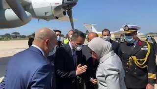 """تنفيذا لتوجيهات الرئيس.. إيطاليا تعلن استقبال هالة زايد ومصر تقدم المساعدات """"فيديو"""""""
