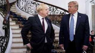 بريطانيا ترفض لقاح عرضه ترامب لعلاج بوريس جونسون من «كورونا»