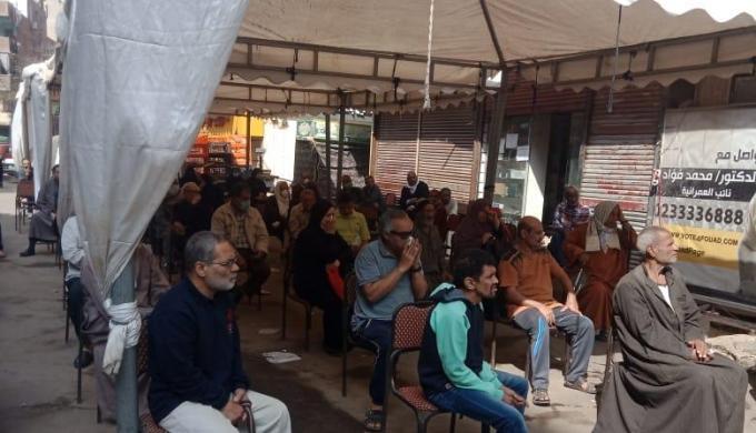 في أزمة زحام المواطنين لصرف المعاشات .. نواب تميزوا وآخرين أخفقوا .