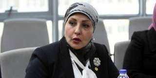 النائب«هالة ابو السعد» تطالب إعفاء المؤسسات والجمعيات الأهلية من ضريبة الدمغة
