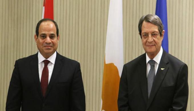 السيسي يتلقى اتصالاً من نظيره القبرصي لبحث جهود مكافحة كورونا والأزمة الليبية