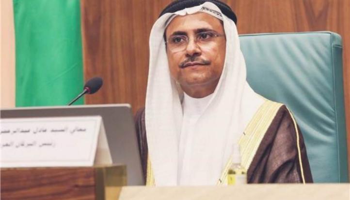 رئيس البرلمان العربي يطالب برفع اسم السودان من قائمة الدول الراعية للإرهاب