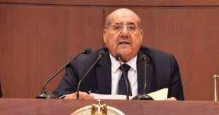 رئيس مجلس الشيوخ ينعي المشير محمد حسين طنطاوي وزير الدفاع الأسبق