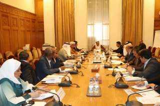 مجلس أمناء جائزة وسام البرلمان العربي يعقد اجتماعه الأول في القاهرة