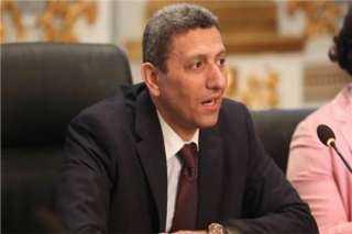 المستشار أحمد سعد الدين وكيل مجلس النواب ينعي النائب سعد الجمال .