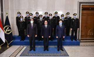 """""""رؤية وطن 2030"""" تهنئ الشرطة المصرية بالعيد التاسع والستون."""