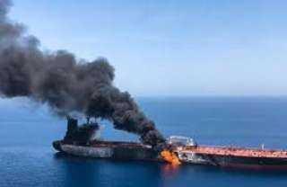 شبكة مختصة بالأمن البحري: السفينة التي تعرضت لانفجار في خليج عمان تابعة لشركة إسرائيلية