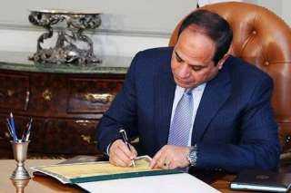 الرئيس السيسى يصدق على قانونى تغليظ عقوبة الختان والصلح الواقى من الإفلاس