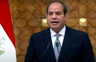 الرئيس السيسي يؤكد أهمية تعزيز التعاون مع تونس في مجال مكافحة الإرهاب بكافة أشكاله ومظاهره