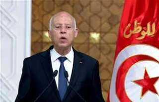 الرئيس التونسي: لن نقبل أبدًا بالمساس بالأمن المائي المصري
