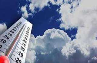 «الأرصاد»: انخفاض في درجات الحرارة بدءا من الغد