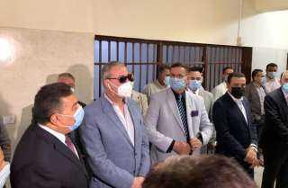 مساعد وزير الداخلية للسجون: الانتهاء من قوائم العفو الرئاسي بمناسبة عيد الفطر