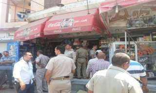 الإدارة العامة لشرطة التموين تواصل حملاتها التموينية لضبط جرائم الغش التجاري