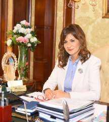 """وزيرة الهجرة تدعو المصريين بالخارج لدعم مبادرة """"حياة كريمة"""""""