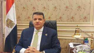 النائب طارق رضوان يكتب .. انجازات الرئيس السيسي تتحدث عن نفسها