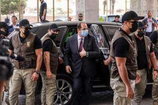 من هي قوات الـ GIS المصرية التي رافقت رئيس المخابرات في غزة ؟