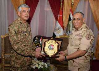 ختام فعاليات التدريب المشترك المصري الباكستاني «حماة السماء-1» بجمهورية مصر العربية   صور و فيديو