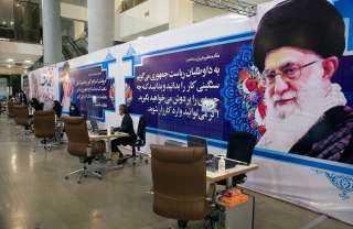 انتهاء التصويت في الانتخابات الرئاسية الإيرانية