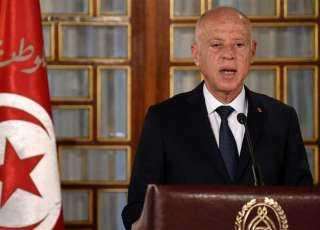 الرئيس التونسى يقرر إنهاء مهام عدد من المسؤولين في مناصب عليا بالحكومة