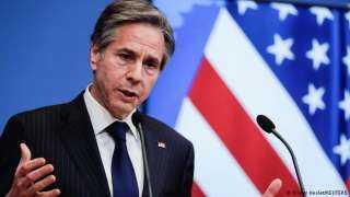 وزير الخارجية الأمريكي يحث الرئيس التونسي على الحوار مع الأطراف السياسية