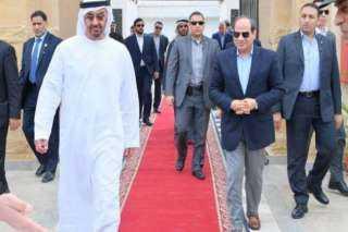 حقيقة إقامة حفل زفاف نجل الشيخ محمد بن زايد في العلمين الجديدة