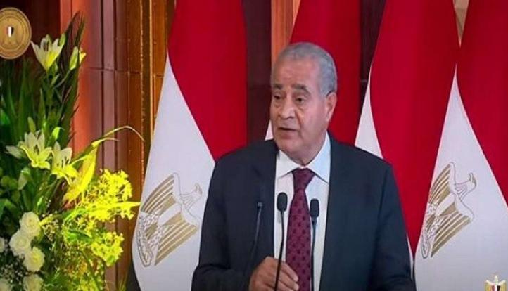 وزير التموين يكشف الخطوة القادمة لزيادة سعر رغيف الخبز المدعم