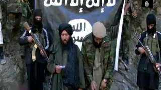 داعش تتبنى الهجمات على حركة طالبان في جلال آباد شرق أفغانستان